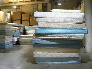 Used mattresses